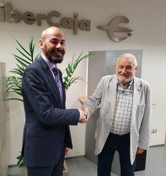 Convenio entre Ibercaja y la Fundación de Daño Cerebral para el desarrollo del proyecto de Centro de Patología Dual
