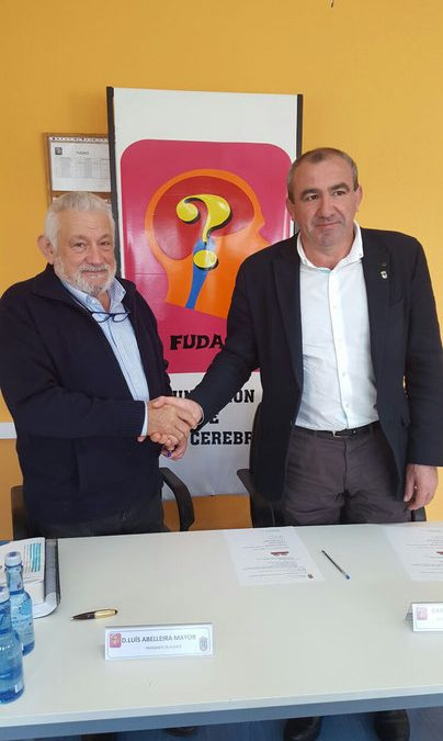 Lugo tendrá un centro para personas con daño cerebral y trastornos mentales. La Diputación cedió el terreno a Fudace para la primera unidad de patología dual de Galicia
