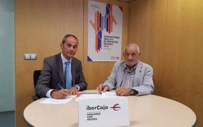 Convenio de colaboración con Ibercaja