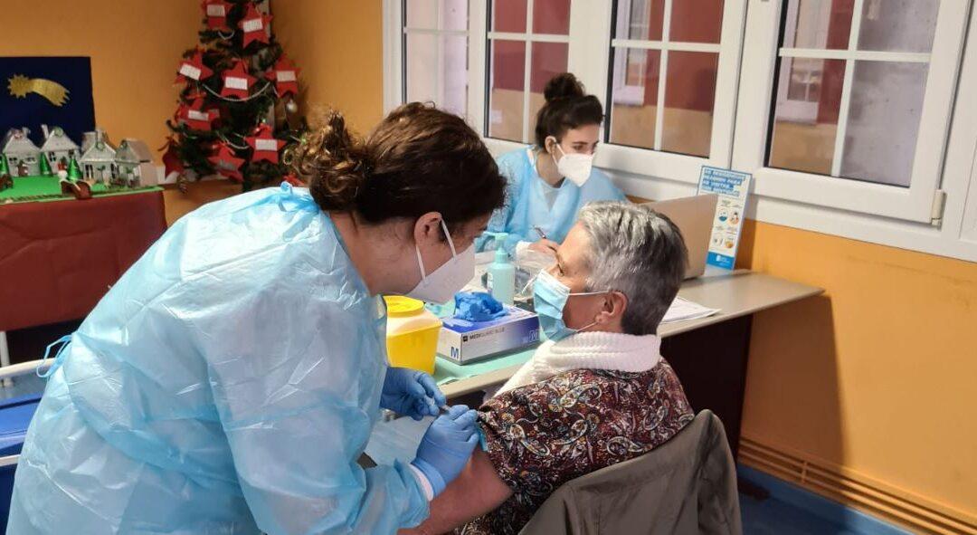 Se inicia la vacunación frente al COVID 19 en la Fundación de Daño Cerebral